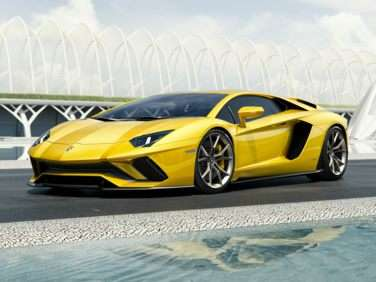 Research The 2017 Lamborghini Aventador