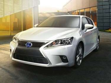 Research the 2017 Lexus CT 200h