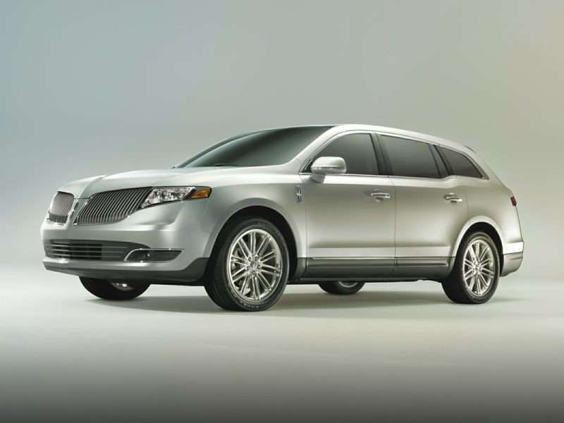 Research the 2017 Lincoln MKT