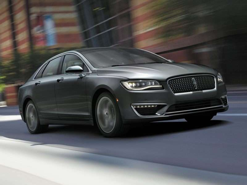 Research the 2017 Lincoln MKZ Hybrid