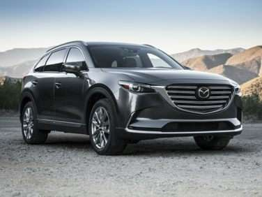 Research the 2017 Mazda CX-9