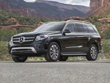 Research the 2017 Mercedes-Benz GLS 450