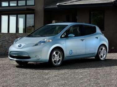 Research the 2017 Nissan LEAF
