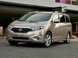 2017 Nissan Quest Platinum