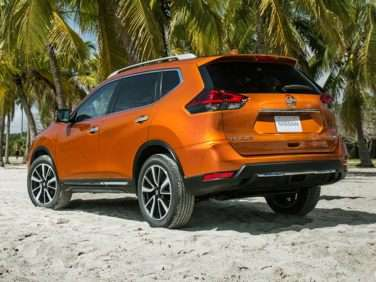 Research the 2017 Nissan Rogue