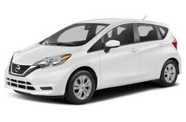 Research the 2017 Nissan Versa Note