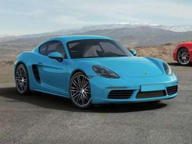 Research the 2017 Porsche 718 Cayman