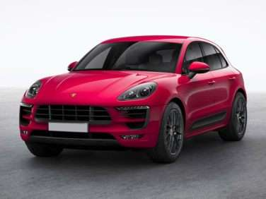 Research the 2017 Porsche Macan