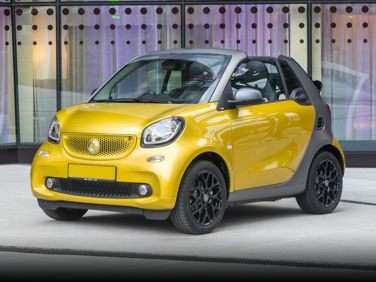 Research the 2017 smart fortwo