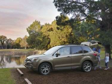 Research the 2017 Subaru Forester