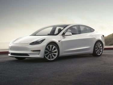 Research the 2017 Tesla Model 3