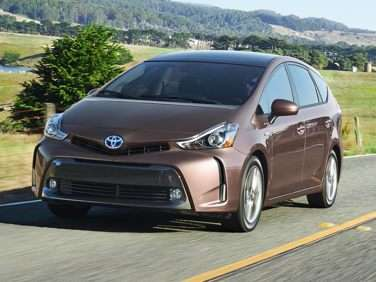 Research the 2017 Toyota Prius v