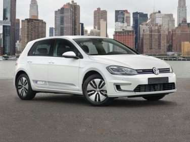 Research the 2017 Volkswagen e-Golf