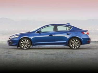 Research the 2018 Acura ILX