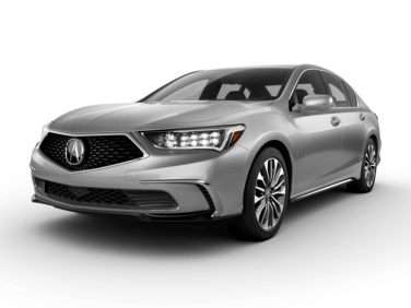 Research the 2018 Acura RLX