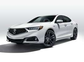 2018 Acura TLX A-Spec AWD SH-AWD Sedan