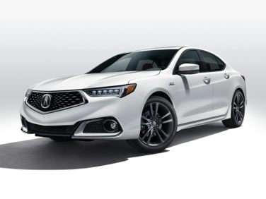 Research the 2018 Acura TLX