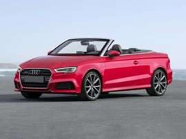 2018 Audi A3 FWD Cabriolet