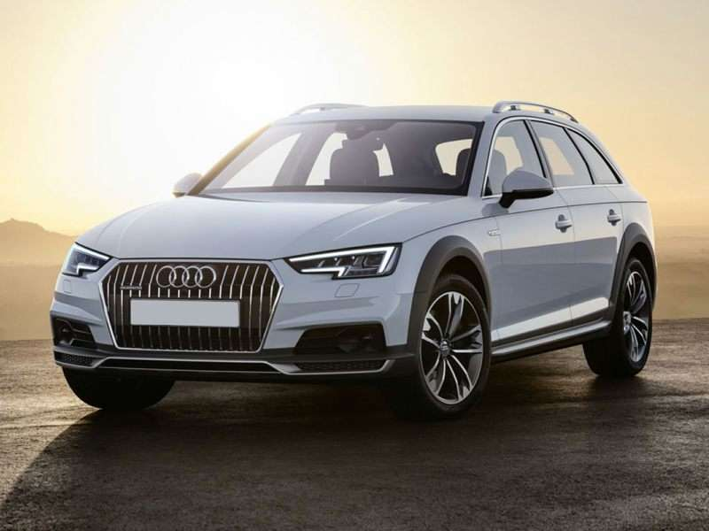 Research the 2018 Audi A4 allroad