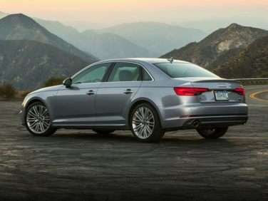 Research the 2018 Audi A4