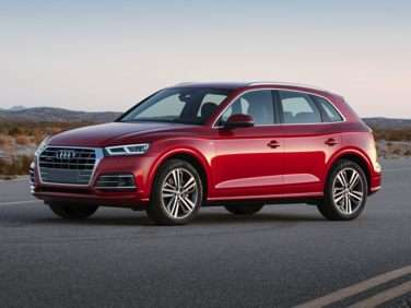 Research the 2018 Audi Q5