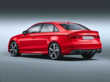 Research the 2018 Audi RS 3