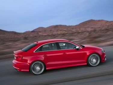 Research the 2018 Audi S3
