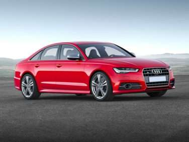 Research the 2018 Audi S6