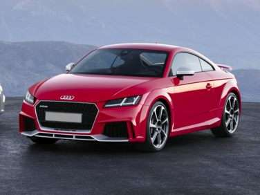 Research the 2018 Audi TT RS