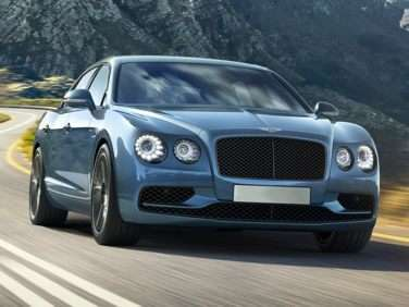 Research the 2018 Bentley Flying Spur