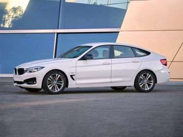 Research the 2018 BMW 340 Gran Turismo