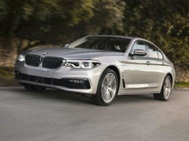 Research the 2018 BMW 530e
