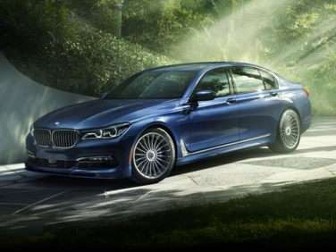 Research the 2018 BMW ALPINA B7