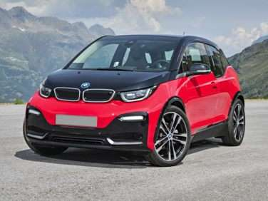 Research the 2018 BMW i3