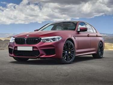 Research the 2018 BMW M5