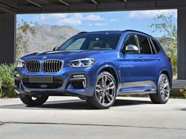 Research the 2018 BMW X3