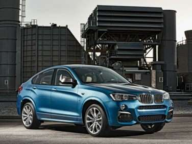 Research the 2018 BMW X4