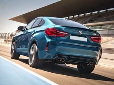 Research the 2018 BMW X6 M