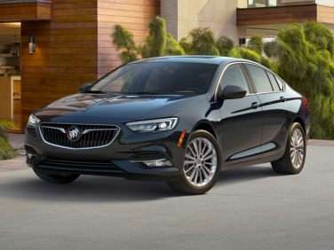 Research the 2018 Buick Regal Sportback