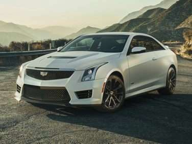 Research the 2018 Cadillac ATS-V