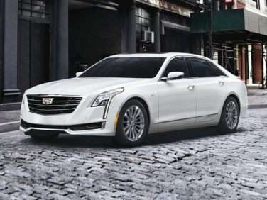Research the 2018 Cadillac CT6 PLUG-IN