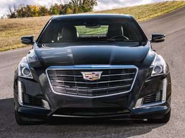 Research the 2018 Cadillac CTS
