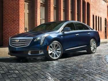 Research the 2018 Cadillac XTS