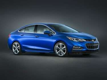 Research the 2018 Chevrolet Cruze