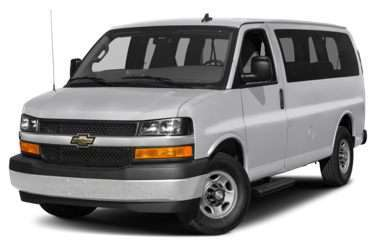 Research the 2018 Chevrolet Express 2500