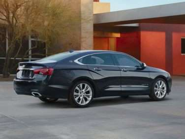 Research the 2018 Chevrolet Impala