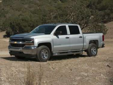Research the 2018 Chevrolet Silverado 1500