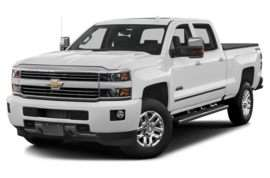 2018 Chevrolet Silverado 3500HD w/ Optional Duramax 6.6L Turbo-Diesel V8