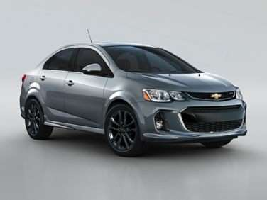 Research the 2018 Chevrolet Sonic