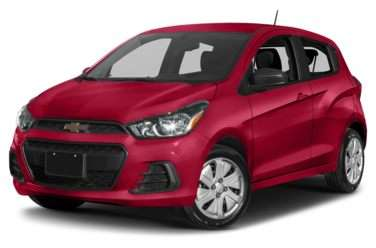 Research the 2018 Chevrolet Spark